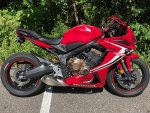 ducatiman's 2019 HONDA CBR650R